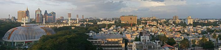 Bangalore Panorama