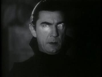 Count Dracula by Béla Lugosi