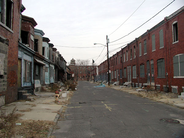 poverty in Camden, New Jersey