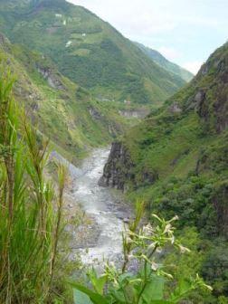 Pastazas river