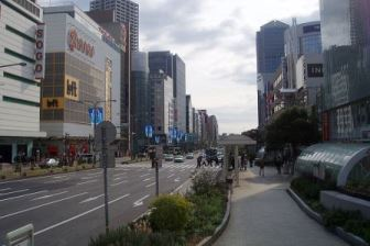 Sannomiya (Downtown Kobe)