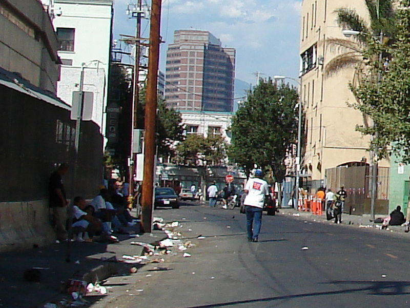 LA Skid Row