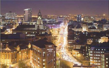 Leeds West Yorkshire Urban Area