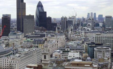 London urban area