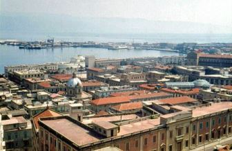 Messina Sicily Harbour