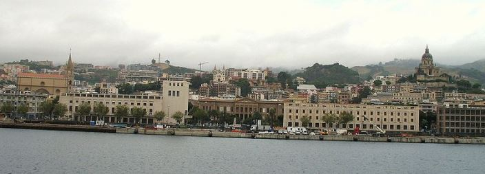 City of Messina Sicily