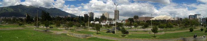 Arbolito Park, Quito Ecuador