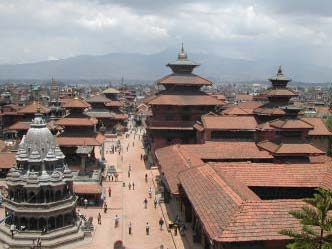 Patan City Kathmandu, Napal