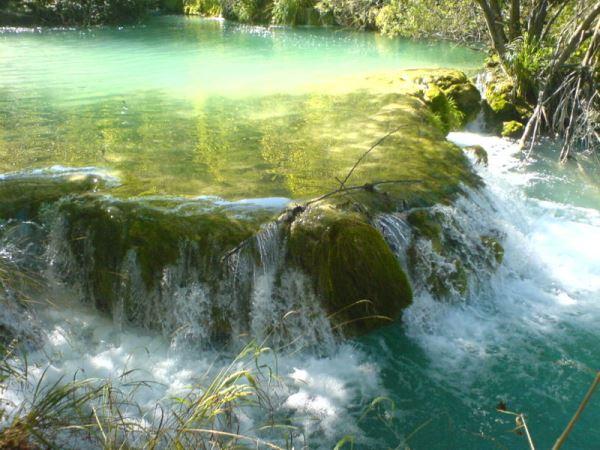 cascades of Milka Trnina.