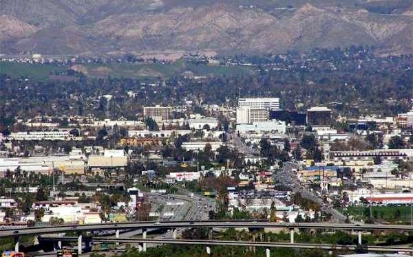 San Bernardino Skyline
