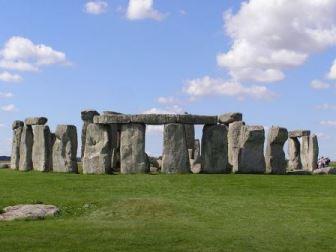 Stonehenge, in Wiltshire England