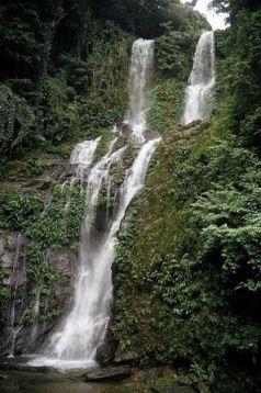 Tamaraw Falls, Mindoro, Philippines