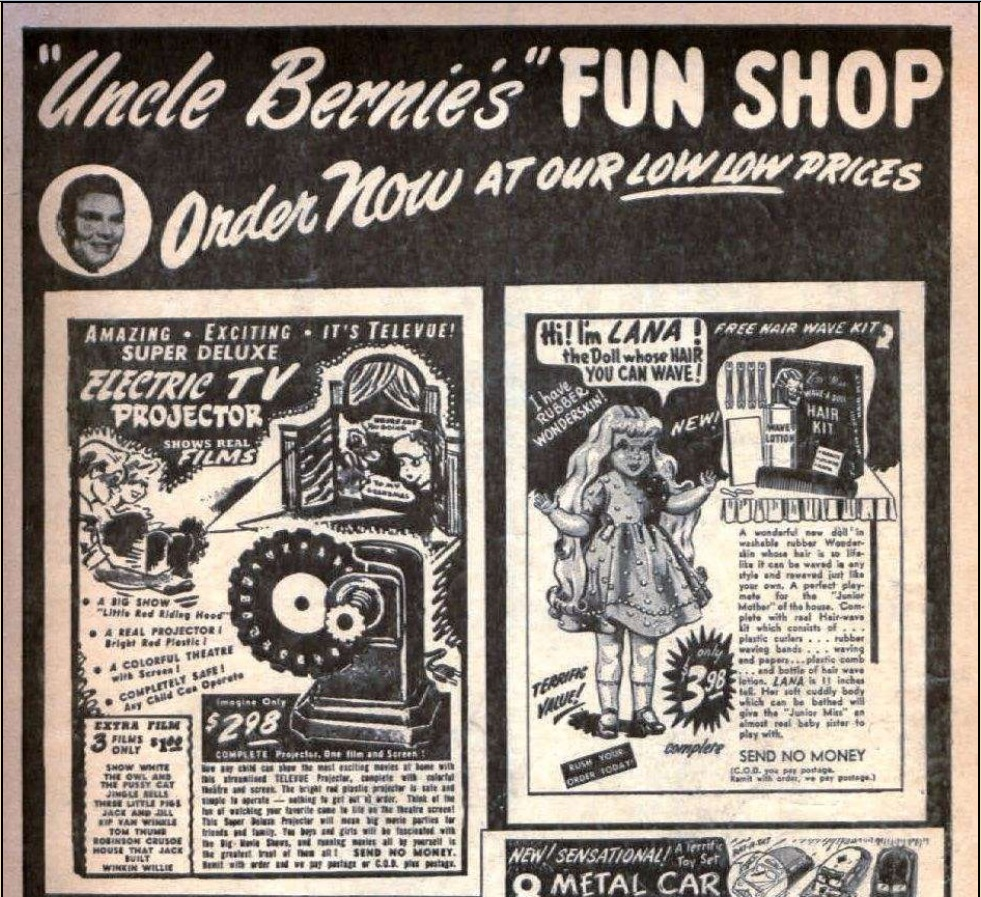 fun shop ad