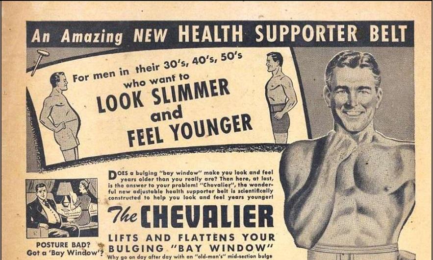 health supporter belt