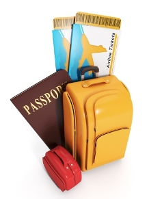 travel baggage and tips