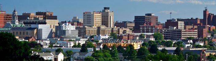 Downtown Portland Maine
