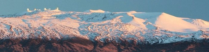 MaunaKea Snow-Cuillandre